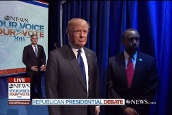 Republican Debate Entrance Video