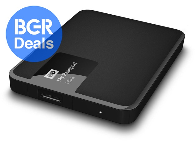 Best Portable Hard Drive