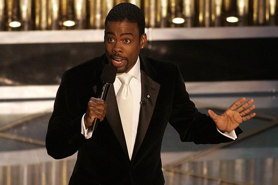 Oscars 2016 Chris Rock