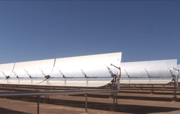 Noor Concentrated Solar Power Complex