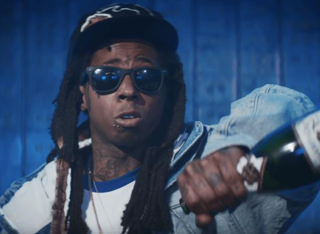 Samsung Galaxy S7 Edge Ad Lil Wayne