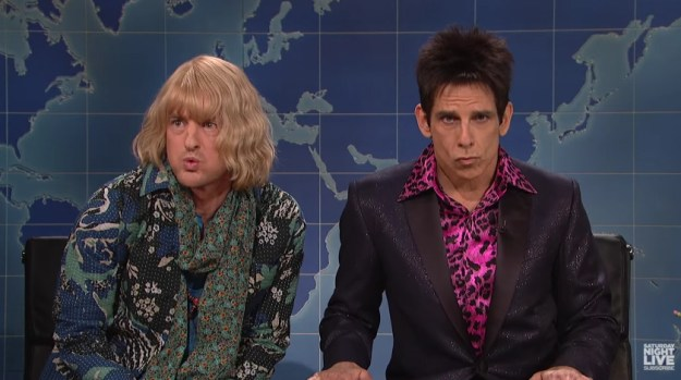 Zoolander Hansel Trump Iowa SNL