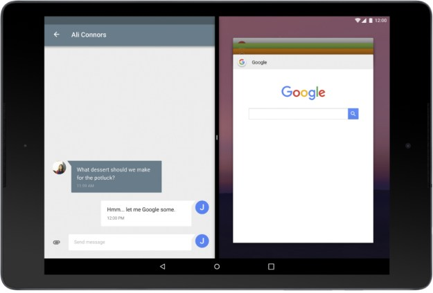 Android N iOS 9 Features