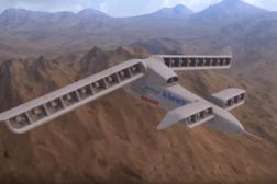 DARPA VTOL X-Plane Phase 2 Design