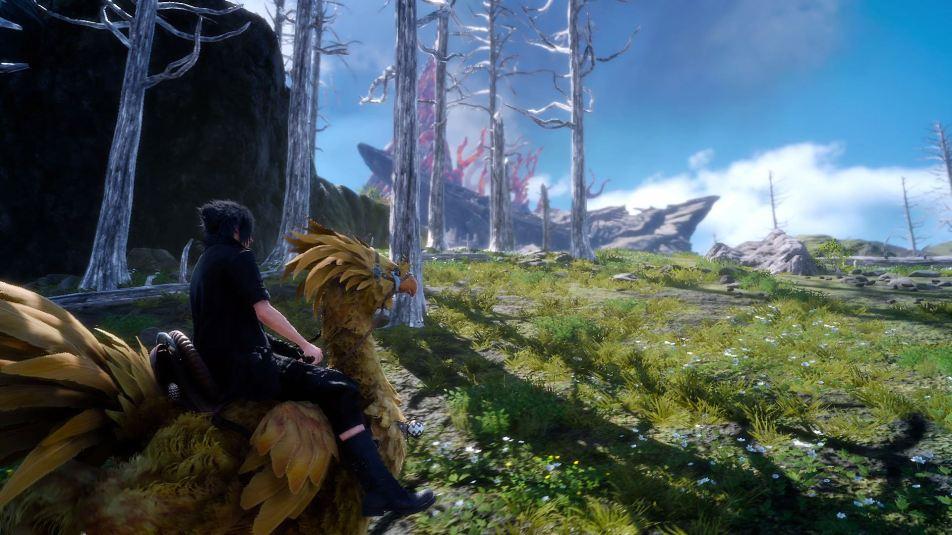 Final fantasy 15 release date