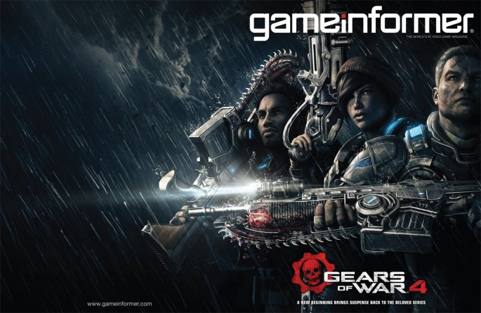 Gears of War 4 Details