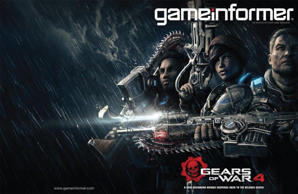 Gears of War 4 Details