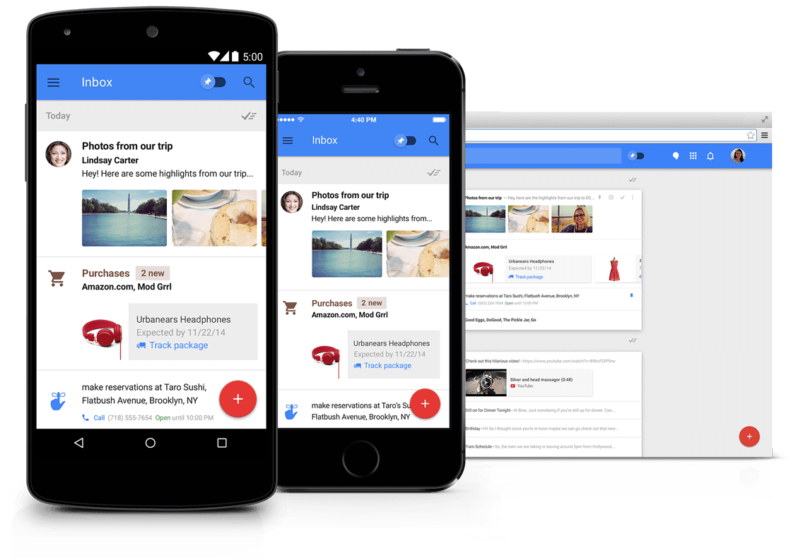 Google Email Automatic Reply Tool Expanded