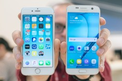 Galaxy S7 Vs iPhone 6s Plus