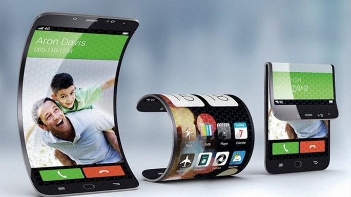 Samsung Galaxy X Foldable Smartphone
