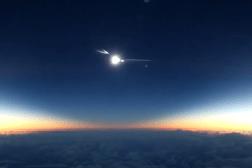 total-solar-eclipse-plane-video