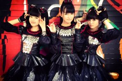 Babymetal Late Show With Colbert Video