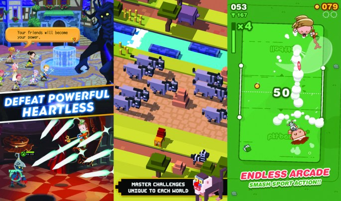 Best iPhone Games April 2016