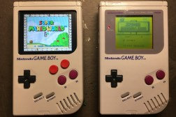 Game Boy Zero Custom Mod
