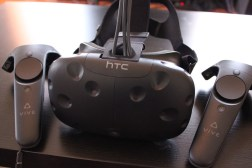 HTC Vive Shipping Now
