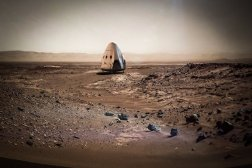 SpaceX Mars Mission Date 2018