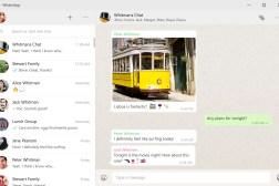 WhatsApp Windows Mac App