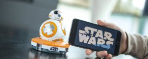 Amazon sale slashes price of iPhone and Android-controlled Star Wars BB-8 droid