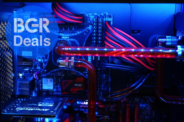 2 insanely powerful liquid-cooled PCs are on sale on Amazon until the end of May