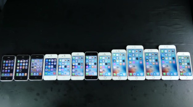 how to find iphone model 6 or 6s