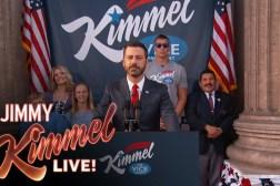 Jimmy Kimmel Vice President