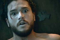Game Thrones Kit Harington Jon Snow Secret