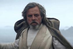Star Wars Episode VIII Luke Skywalker