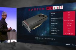 AMD Radeon RX 480 Graphics Card