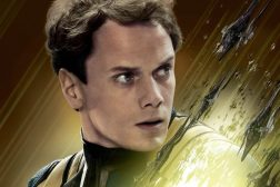 Star Treak Chekov Anton Yelchin