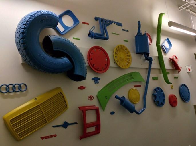 Google Garage Workshop Tour