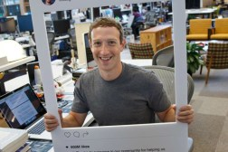 Mark Zuckerberg Tapes MacBook Camera Mic