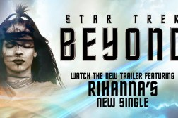 Star Trek Beyond Trailer Rihanna