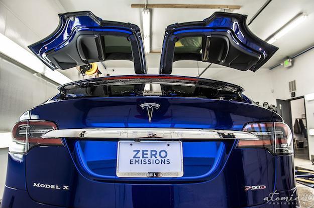 Apple Tesla Car