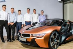BMW Self Driving Cars