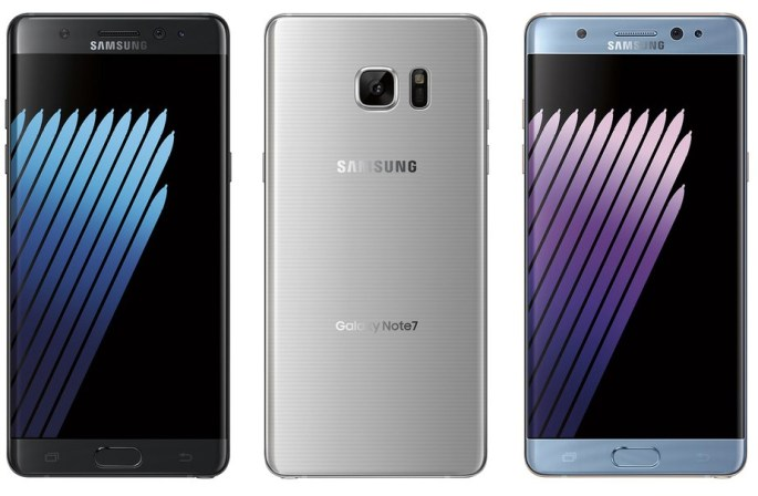 Galaxy Note 7 Hands-on Preview Video