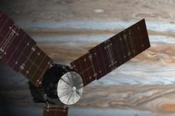 NASA Juno Jupiter Orbit