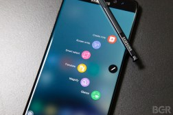 Galaxy Note 7 Recall Safe Battery Update