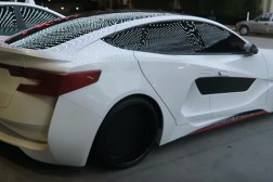 Tesla Model S Mod