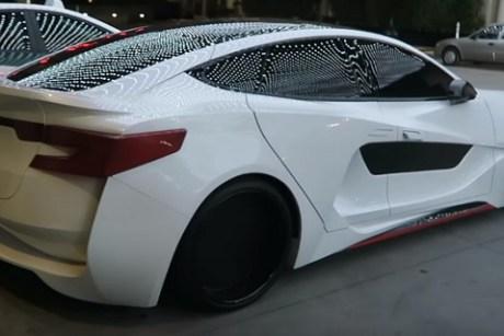 Tesla model s bgr for Def of farcical