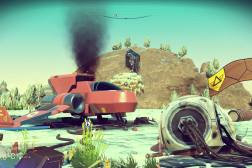 No Man's Sky Day One Patch