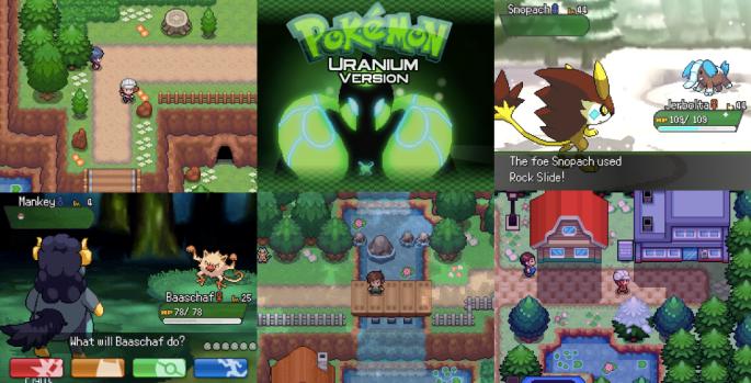 Pokemon Uranium Fangame Download