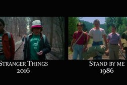 Stranger Things 80s Movie References