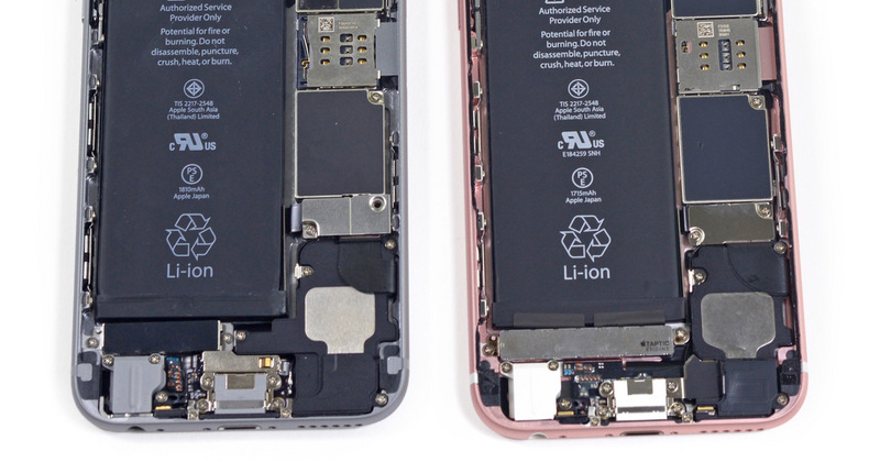 IPhone 6S battery problems caused by air exposure, more fixes coming