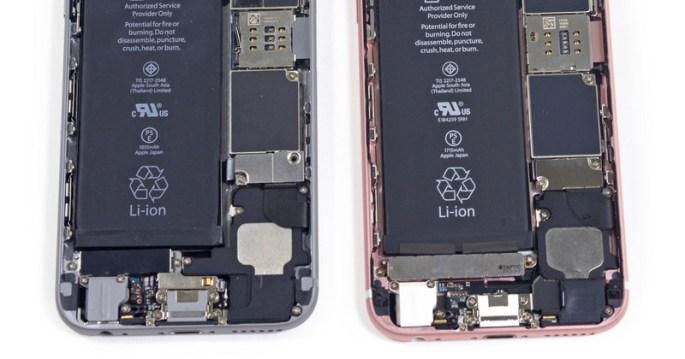 iPhone 6s Shutdowns Battery Drain