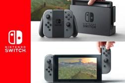 Nintendo Switch vs Wii U