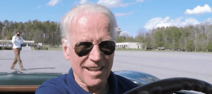 Joe Biden on Jay Leno's Garage