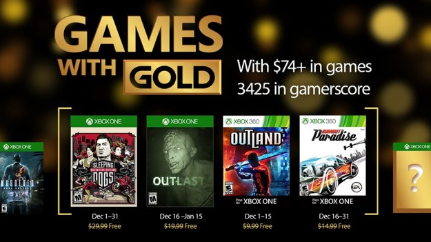Resultado de imagen para december games with gold