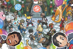 Pokemon Sun and Moon Global Mission