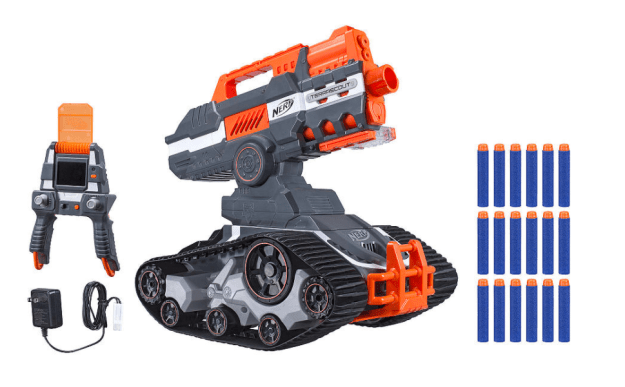Toys R Us Nerf Guns : Nerf guns s r c tank drone looks absolutely