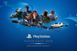 PlayStation Experience 2016 Live Stream
